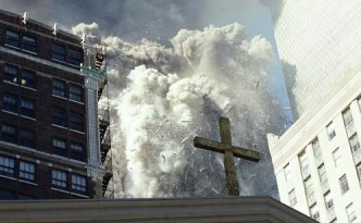 This picture was, and still is, the most meaningful image I found for the video I edited and showed in church on 9.11.01
